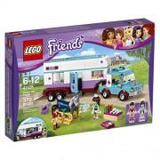 LEGO Friends 41125 Horse Vet Trailer Building Kit (370 Piece)