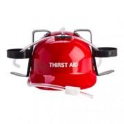 Thirst Aid Drinking Hat