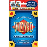 Wizard Card Game: The Ultimate Game of Trump!: 60 Cards [With Scorepad and Instructions in English & Spanish]