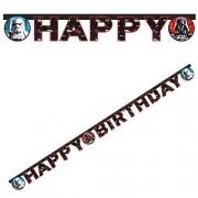 Banner litere Happy Birthday Star Wars