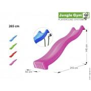 Tobogan Star Slide Long 265cm Jungle Gym