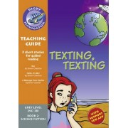 Navigator New Guided Reading Fiction Year 4, Texting: Teaching Guide by Christine Jenkins