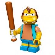 Lego Minifigures - La Série Simpson - N°12 Nelson Muntz
