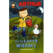 Arthur and the Earthworms by Johanne Mercier