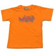 Camiseta NBB Melted Infantil - Tam. 12