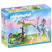 Playmobil Hadas - Hada Aquarella en la pradera del unicornio (5450)