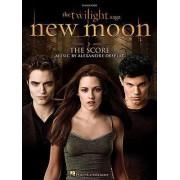The Twilight Saga - New Moon Film Score (Piano Solo) by Alexandre Desplat