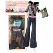 """Vêtements Fashion """"ALEXIA"""" pour poupée Barbie, Disney et autres poupées mannequins """"Série Limitée"""""""