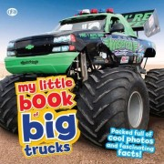 My Little Book of Big Trucks by Honor Head