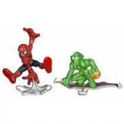 Spider-Man Super Hero Squad Spider-Man vs. Green Goblin