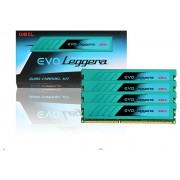 GeIL EVO Leggera DDR3 1600MHz 32GB CL9 KIT4 (GEL332GB1600C9QC)