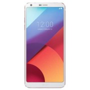 "Telefon Mobil LG G6, Procesor Quad-Core 2 X 2.35GHz / 2 X 1.6GHz, IPS LCD Capacitive touchscreen 5.7"", 4GB RAM, 64GB Flash, Dual 13MP, Wi-Fi, 4G, Dual Sim, Android (Alb)"