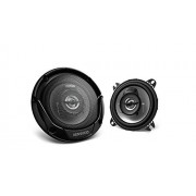 Kenwood KFC-E1065 Pack de altavoces de 210 W (3-way, 90 dB), negro