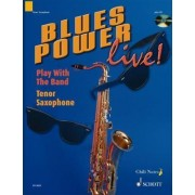 Blues Power Live! - Play with the Band by Gernot Dechert