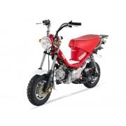 Moto BUBBLY 125 Semi-Auto - SKYTEAM - Rouge