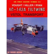 Vought/Hiller/Ryan XC-142A Tiltwing VSTOL Transport by Senior Scholar Department of Environment and Geography William Norton