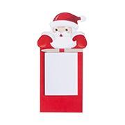 Libreta imán Papa Noel