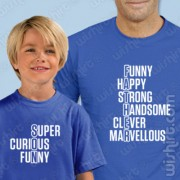 T-shirts Father Son