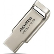 Stick USB A-DATA DashDrive Value UV130, 8GB (Champagne Golden)