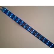 Banda cu LED-uri albastre 12V