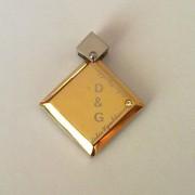 .Медальон от Медицинска Стомана 316L (DSP9435)