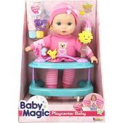 Baby Magic Play Center Toy, Purple, Medium