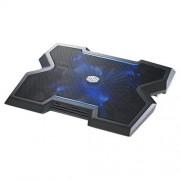 Chladič NTB Coolermaster NotePal X3 pre 12-17'', 20cm modrý