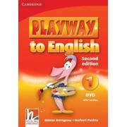 Playway to English Level 1 DVD NTSC [Alemania]