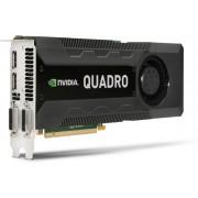 HP C2J95AT Quadro K5000 4GB GDDR5 videokaart