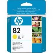 HP 82 28-ml Yellow Ink Cartridge - CH568A