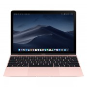 MacBook de 12 polegadas, 512GB - Cor de ouro rosa