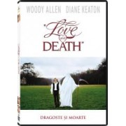 LOVE AND DEATH DVD 1975