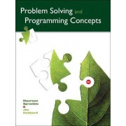 Problem Solving and Programming Concepts by Maureen Sprankle