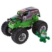Mattel Hot Wheels Grave Digger Die Cast Truck - Monster Jam Figure Series