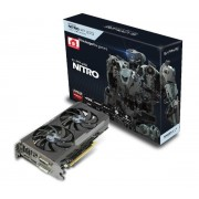 Nitro R7 370 Dual-X OC Version (UEFI) - 4 Go GDDR5 - PCI-Express (11240-04-20G) - carte graphique