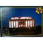 Lincoln Memorial Puzzle
