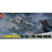 Airfix - A05040 - Focke Wulf TA-154/FW190A-6 MISTEL 1:72 (A05040)
