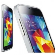 Bumper metalic pentru Samsung Galaxy S5 / S5 Neo - Argintiu