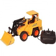JCB Truck with wired Remote Control Toy