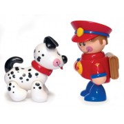 Tolo Toys First Friends Postman and Puppy