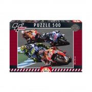 Educa MotoGP 2014-2015 puzzle, 500 darabos