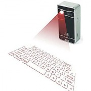 LAMASTON Mini Laser Keyboard Projector Wireless Bluetooth Virtual Keyboard and Mouse Combo for Iphone Ipad Smartphone Tablet PC Laptop
