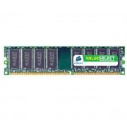 CORSAIR-Mémoire PC Value Select 4 Go (kit 2x 2 Go) DDR2-SDRAM PC 5300 CL5 (VS4GBKIT667D2)-