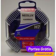 H7 White Hammer ( 2 Lâmpadas )