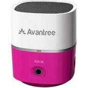 Boxa Portabila Avantree Pluto TR402-WPK, Jack 3.5mm (Roz)