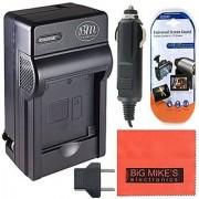 BM Premium NB10L Battery Charger Kit for Canon PowerShot G15 G16 G1 X G3-X SX40 HS SX50 HS SX60 HS Digital Camera