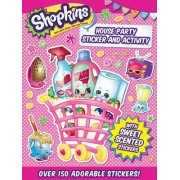Shopkins Sticker Book: House Party