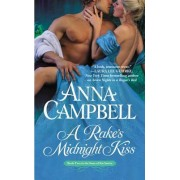 A Rake's Midnight Kiss by Anna Campbell