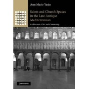 Saints and Church Spaces in the Late Antique Mediterranean by Ann Marie Yasin