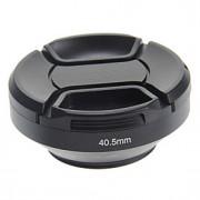 40.5MM Metal Wide-angle Lens Hood for Sony SEL 16-50/NEX-6/NEX-7/NEX-5R/NEX-3N/NEX-F3/16-50 Nikon V1/J1/J2